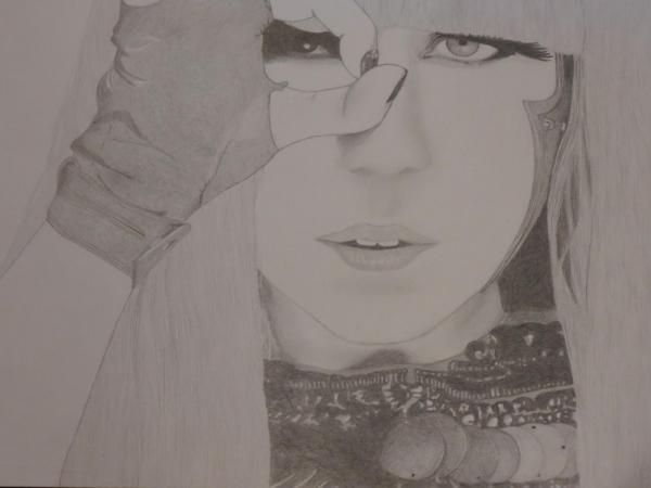 Lady Gaga by sasa333